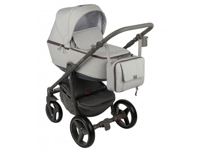Детская коляска Adamex Reggio 2в1 (3)