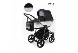 Детская коляска Adamex Reggio special edition 3 в 1 (Y818)