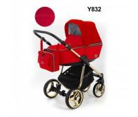 Детская коляска Adamex Reggio special edition 3 в 1 (Y832)