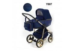 Детская коляска Adamex Reggio special edition 3 в 1 (Y807)