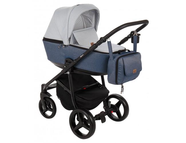 Детская коляска Adamex Reggio 3в1 (41)