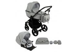 Детская коляска Adamex Reggio 2в1 (10)