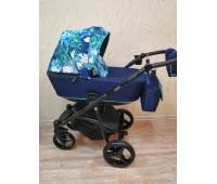 Детская коляска Adamex Reggio 3в1 (132)