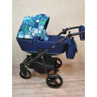 Детская коляска Adamex Reggio 2в1 (132)