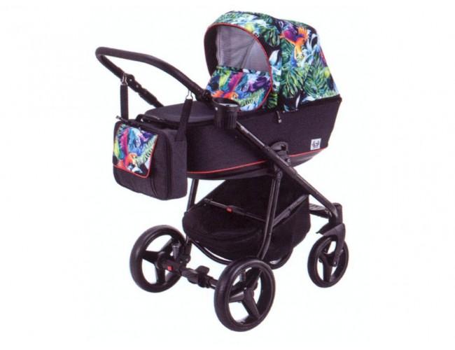 Детская коляска Adamex Reggio 2в1 (125)