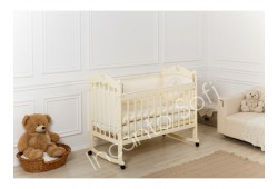 """Кровать детская """"Incanto Sofi"""" слоновая кость"""