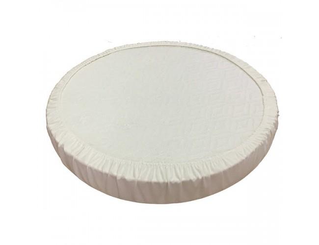 НАМАТРАСНИК на резинке на круглый матрас 75*75