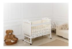 """Кровать детская """"Incanto Sofi"""" белая"""