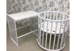 Кроватка детская Mika Mini 7в1