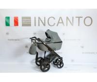 Детская коляска  PRADO NFX 2 в 1 эко кожа (graphite 33)